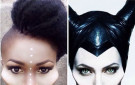 Eva Alordiah recreates Maleficent Look - Bellanaija - July2014