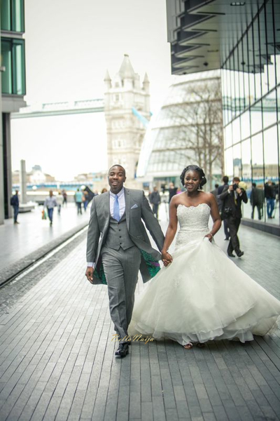 Evelyn & Kola London Nigerian Yoruba Wedding| BellaNaija 030