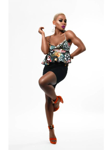 Ezinne Asinugo of CEO Dancers for Zen Magazine Editorial - BellaNaija - July2014006