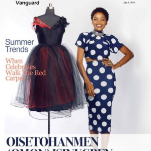 Fashion Protege Winner Omon for Allure Magazine - BellaNaija - July2014001