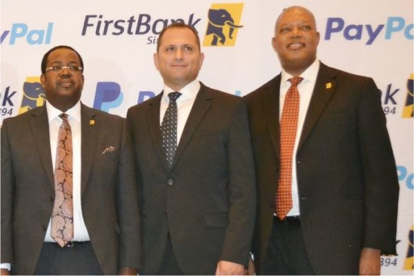 First Bank and Paypal Unveil Seamless E-commerce PaymentPartnership - BellaNaija - July2014003