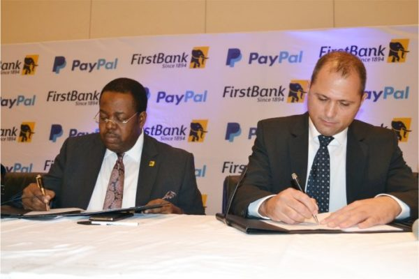 First Bank and Paypal Unveil Seamless E-commerce PaymentPartnership - BellaNaija - July2014005