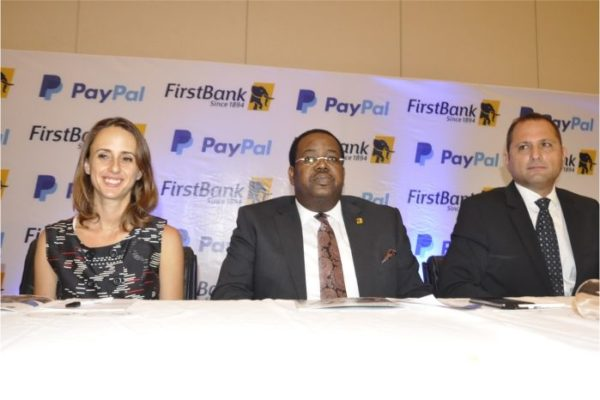 First Bank and Paypal Unveil Seamless E-commerce PaymentPartnership - BellaNaija - July2014009
