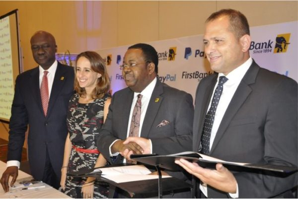 First Bank and Paypal Unveil Seamless E-commerce PaymentPartnership - BellaNaija - July2014010