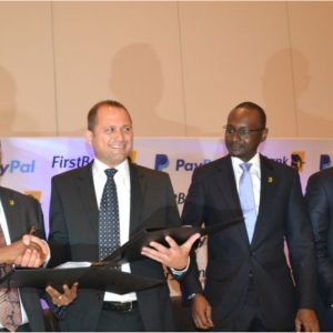 First Bank and Paypal Unveil Seamless E-commerce PaymentPartnership - BellaNaija - July2014012