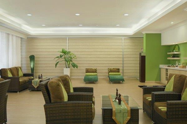 Relaxation Room at Four Points Lagos Spa