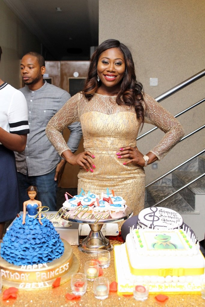 Gbemi Olateru-Olagbegi's Star Studded 30th Birthday Dinner - July 2014 - BellaNaija.com 01 (2)