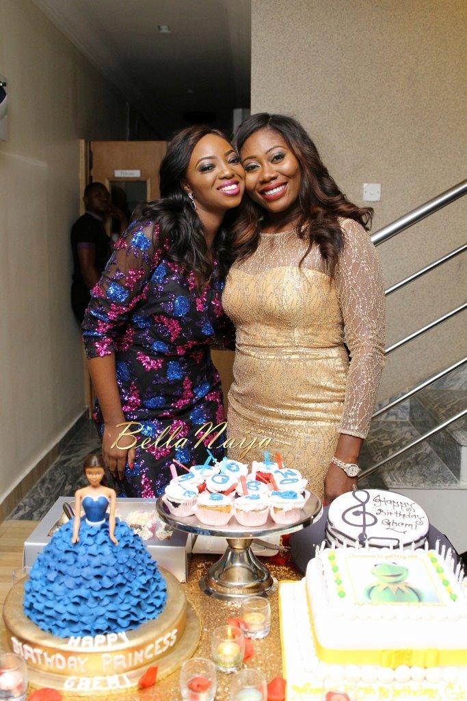 Kunbi Oyelese & Gbemi Olateru-Olagbegi