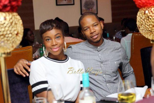 Maria Okanrende & Koch Okoye