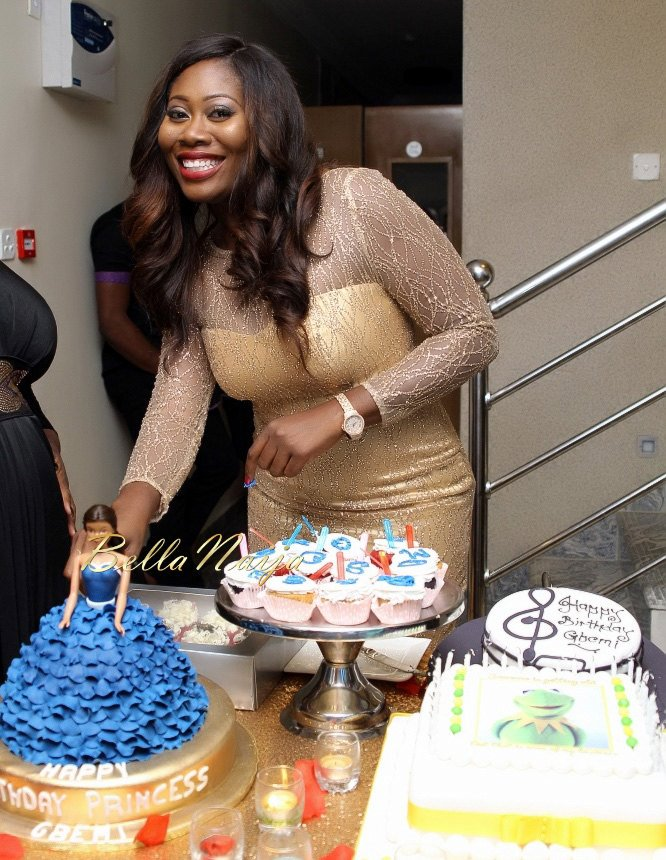 Gbemi Olateru-Olagbegi's Star Studded 30th Birthday Dinner - July 2014 - BellaNaija.com 01 (4)