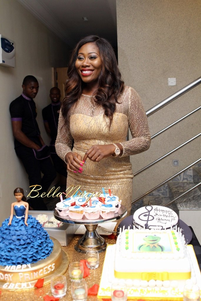 Gbemi Olateru-Olagbegi's Star Studded 30th Birthday Dinner - July 2014 - BellaNaija.com 01 (5)