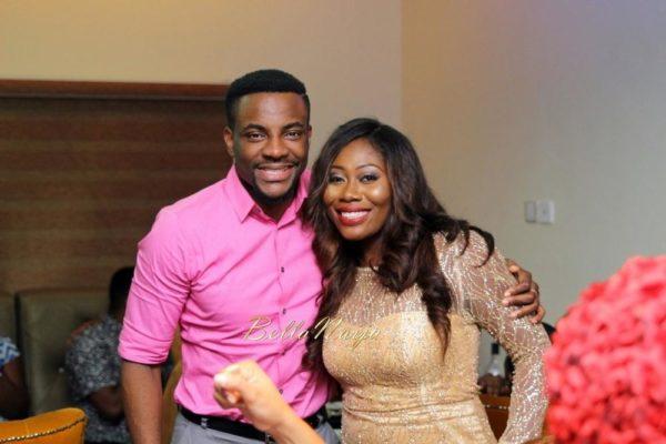 Ebuka Obi-Uchendu & Gbemi Olateru-Olagbegi