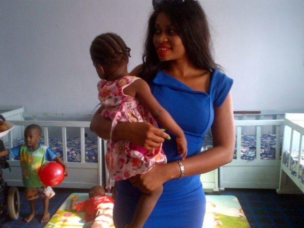 Gina Visits Orphanage - July 2014 - BellaNaija.com 01002
