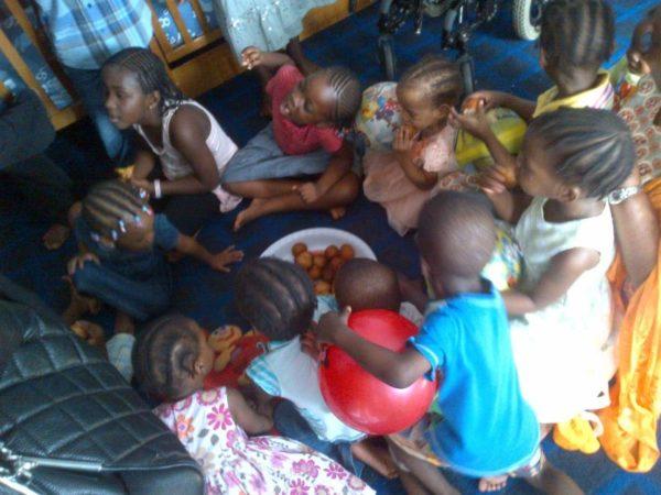 Gina Visits Orphanage - July 2014 - BellaNaija.com 01006