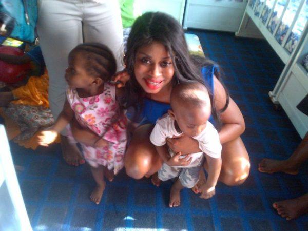 Gina Visits Orphanage - July 2014 - BellaNaija.com 01007