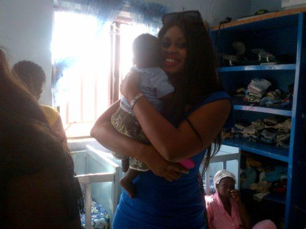 Gina Visits Orphanage - July 2014 - BellaNaija.com 01009