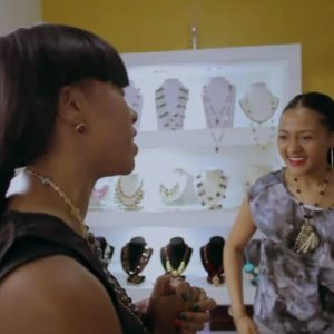 Glam Report TV - Linda Mesrob - BN July 2014 - BellaNaija.com 02