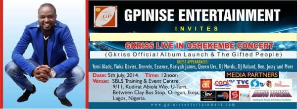 Gpinise Entertainment - BellaNaija - July - 2014