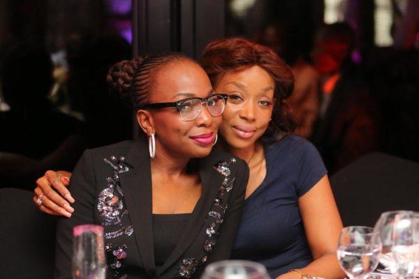 Grace Osime and Muka Nwokedi
