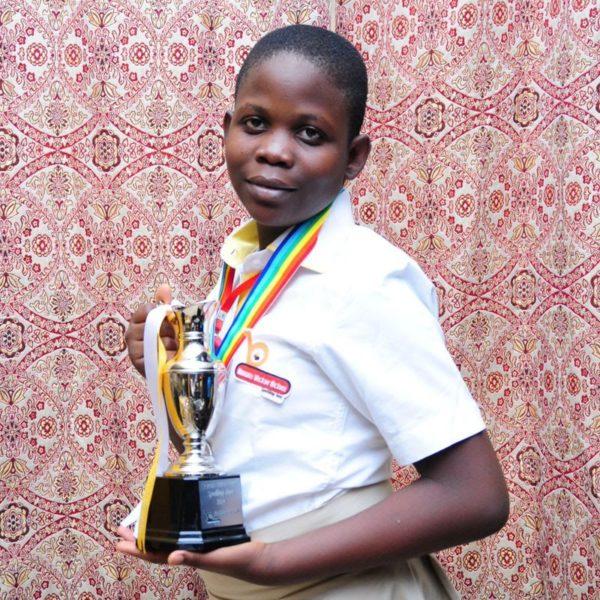 Eyiyere Jah'slight (First Runner Up)