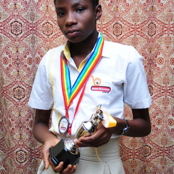 Bolanle Akinduntire (Second Runner Up)