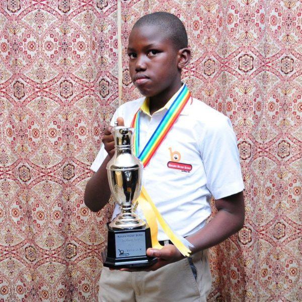 Misan Afinotan (Winner 2014 HVO Spelling Bee)