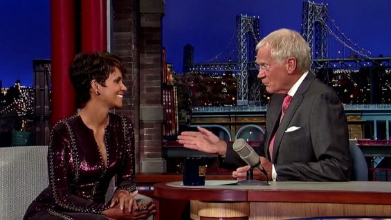 Halle Berry on David Letterman - July 2014 - BellaNaija.com 01