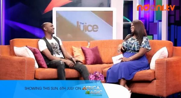 IK Osakioduwa & Toolz - July 2014 - BN Movies & TV - BellaNaija.com 01