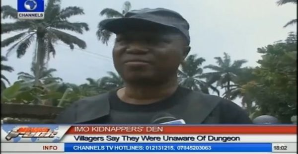 Imo Kidnappers' Den - BN News - July 2014 - BellaNaija.com 01