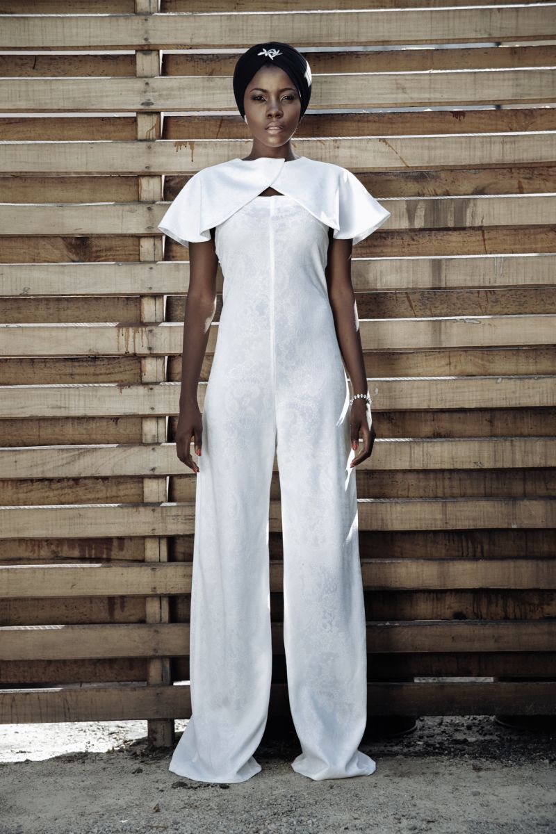 Isi Atagamen Fall Winter 2014 Collection Lookbook - BellaNaija - July2014004