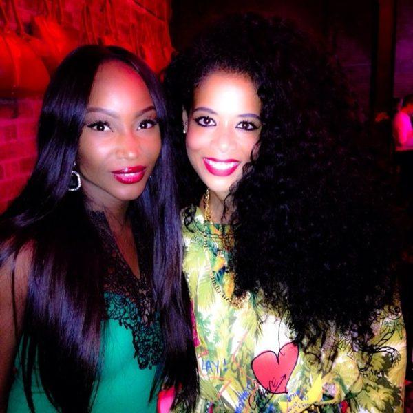 With Kelis!