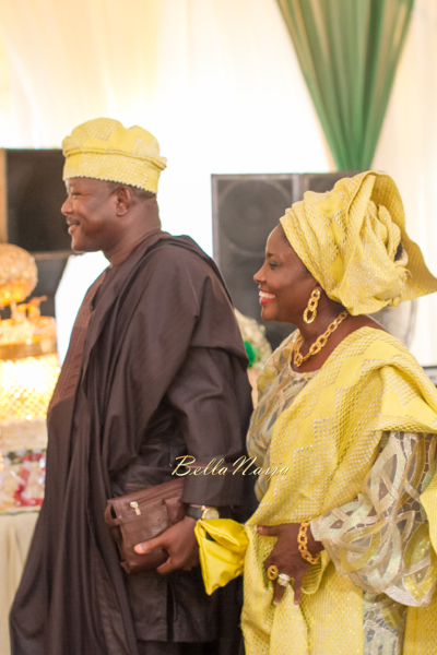 Jennifer & Abdul | Traditional Yoruba Lagos Nigerian Wedding | Photography by Abi | BellaNaija 009