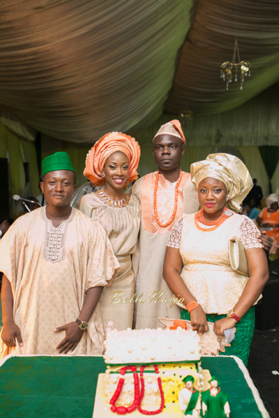 Jennifer & Abdul | Traditional Yoruba Lagos Nigerian Wedding | Photography by Abi | BellaNaija 018