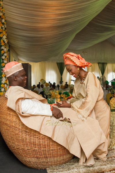 Jennifer & Abdul | Traditional Yoruba Lagos Nigerian Wedding | Photography by Abi | BellaNaija 020