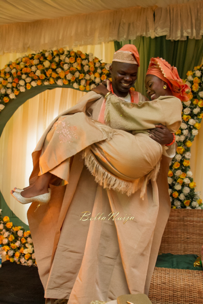 Jennifer & Abdul | Traditional Yoruba Lagos Nigerian Wedding | Photography by Abi | BellaNaija 021