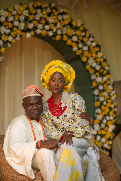 Jennifer & Abdul | Traditional Yoruba Lagos Nigerian Wedding | Photography by Abi | BellaNaija 035