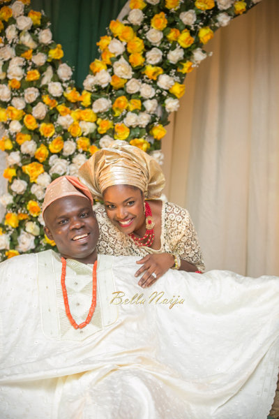 Jennifer & Abdul | Traditional Yoruba Lagos Nigerian Wedding | Photography by Abi | BellaNaija 038