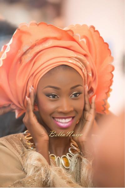 Jennifer & Abdul | Traditional Yoruba Lagos Nigerian Wedding | Photography by Abi | BellaNaija 039