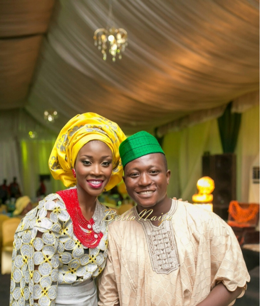 Jennifer & Abdul | Traditional Yoruba Lagos Nigerian Wedding | Photography by Abi | BellaNaija 040