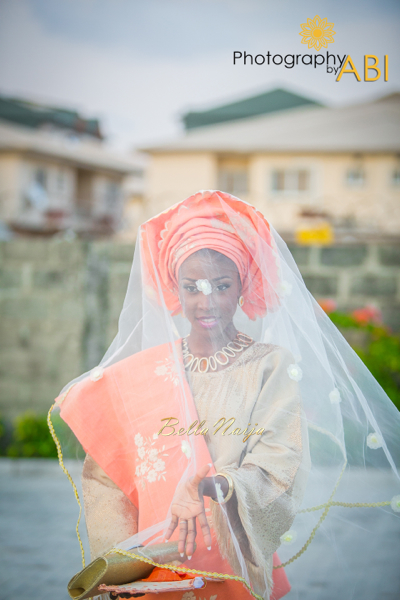 Jennifer & Abdul | Traditional Yoruba Lagos Nigerian Wedding | Photography by Abi | BellaNaija 045