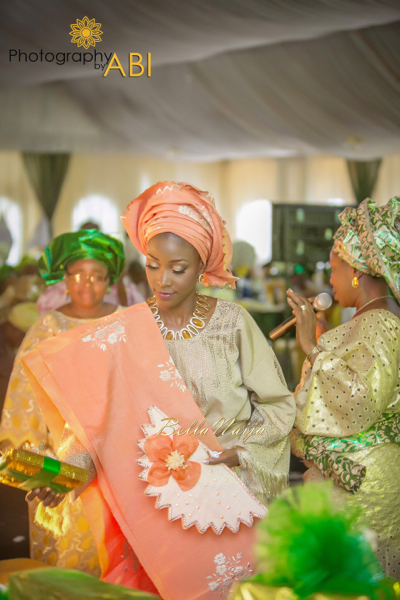 Jennifer & Abdul | Traditional Yoruba Lagos Nigerian Wedding | Photography by Abi | BellaNaija 052