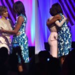 Jennifer Lopez & Michelle Obama - July 2014 - BellaNaija,com 02