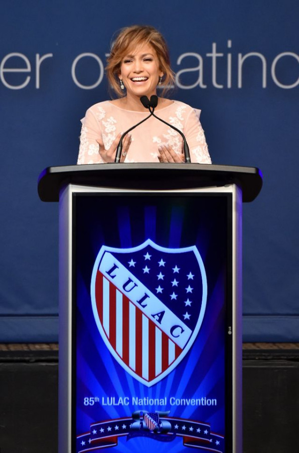 LULAC/NUVOtv Unity Luncheon With Jennifer Lopez