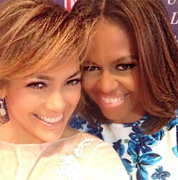 Jennifer Lopez & Michelle Obama - July 2014 - BellaNaija,com 08