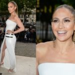 Jennifer Lopez in Atelier Versace - July 2014 - BellaNaija.com 01