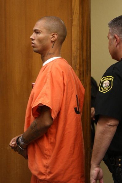 Jeremy Meeks Court Appearance