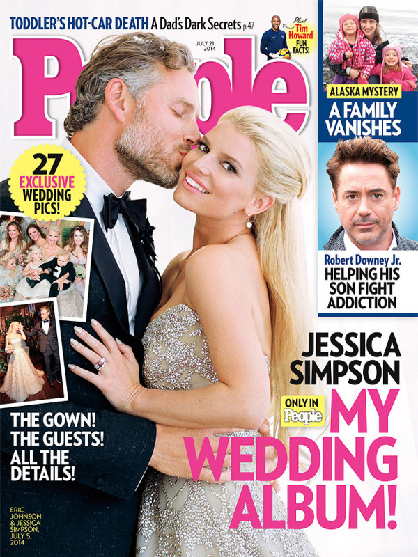Jessica Simpson Weds - July 2014 - BellaNaija.com 01
