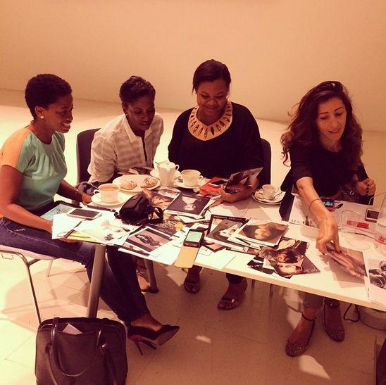 Jewel by Lisa, Duaba Serwa and Mina Evans at Altaroma Showcase - Bellanaija - July2014001