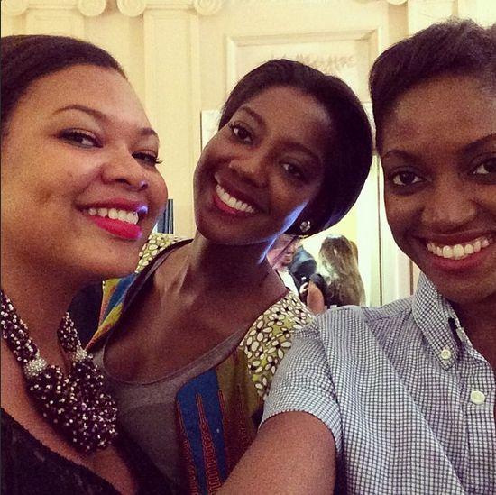 Jewel by Lisa, Duaba Serwa and Mina Evans at Altaroma Showcase - Bellanaija - July2014002