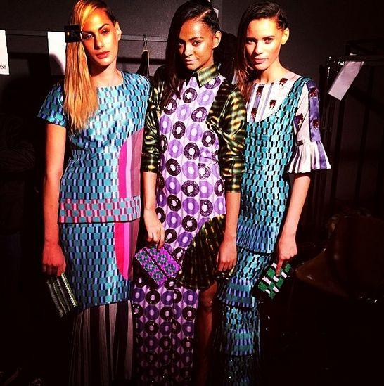 Jewel by Lisa, Duaba Serwa and Mina Evans at Altaroma Showcase - Bellanaija - July2014008